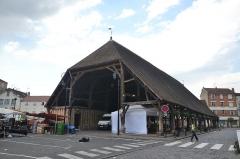 Halles -  Arpajon (Essonne, France), halles.