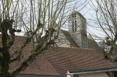 Eglise Notre-Dame-de-l'Assomption - Deutsch: Katholische Pfarrkirche Notre-Dame-de-l'Assomption (Mariä Himmelfahrt) in Boigneville im Département Essonne (Île-de-France/Frankreich)