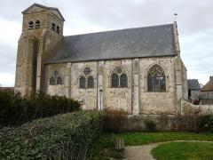 Eglise Saint-Louis -  Eglise St Louis (14ème siècle)