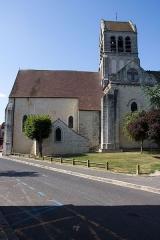 Eglise -  Église de  Boutigny-sur-Essonne, Boutigny-sur-Essonne, Essonne, France