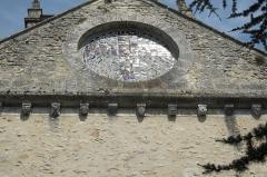 Eglise - Deutsch: Katholische Pfarrkirche Saint-Barthélémy in Boutigny-sur-Essonne im Département Essonne (Île-de-France/Frankreich), Kragsteine