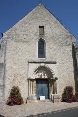 Eglise - Deutsch: Katholische Pfarrkirche Saint-Barthélémy in Boutigny-sur-Essonne im Département Essonne (Île-de-France/Frankreich)