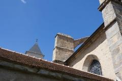 Eglise -  Église de Cerny, Cerny, département de l'Essonne, France.