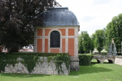 Domaine de Chamarande - Deutsch: Kapelle des Schlosses in Chamarande