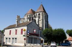 Eglise Notre-Dame -  Eglise de Champcueil, Champcueil, Essonne, France