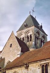 Eglise Saint-Basile -  France Essonne Etampes Eglise Saint-Basile  Photographie prise par GIRAUD Patrick