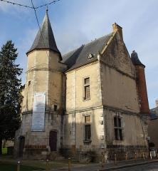 Hôtel Anne de Pisseleu - Français:   Hôtel d\'Anne de Pisseleu, Étampes.