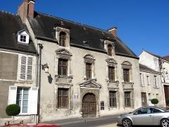 Maison dite de Diane de Poitiers - Français:   Maison de Diane de Poitiers.