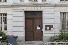 Palais de Justice - Français:   Palais de justice d\'Étampes.