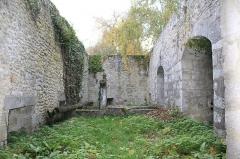 Remparts - Français:   Bastille des Portereaux, Étampes.