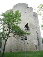 Tour Guinette -  Etampes chateau donjon 2007