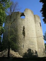 Tour Guinette -  Etampes chateau donjon