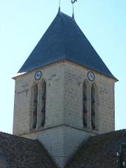Eglise Saint-Etienne -  Étréchy, Essonne, France