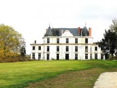 Domaine de Méréville - Français:   Méréville_(Essonne)_Château-1A
