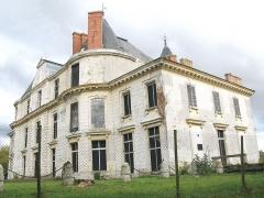 Domaine de Méréville - Français:   Méréville (Essonne)_Château-2