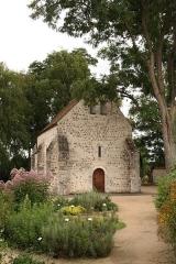 Chapelle Saint-Blaise et des Simples -  Chapelle Saint Blaise à Milly