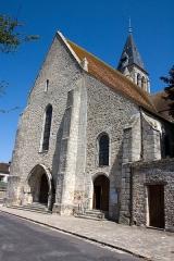 Eglise -  Eglise de Milly-la-Forêt, Milly-la-Forêt, Essonne, France