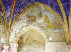 Eglise - Français:   Fresques-mondeville