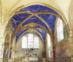 Eglise - Français:   Voutes-etoilees-mondeville