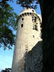 Ancien château -  Montlhery chateau donjon