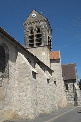 Eglise - Deutsch: Katholische Pfarrkirche Saint-Germain in Saclas im Département Essonne (Île-de-France/Frankreich)
