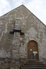Eglise Saint-Thomas Becket -  Église Saint-Thomas-de-Cantorbéry de Villeneuve-sur-Auvers / Essonne / France