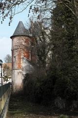 Ancien château d'Yerres - Deutsch: Château de Budé in Yerres im Département Essonne (Île-de-France/Frankreich)