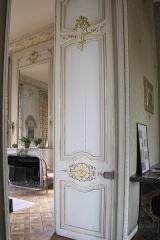 Château de la Grange - Deutsch: Château de la Grange in Yerres im Département Essonne (Île-de-France/Frankreich), Salon Pierre Nicolas Gaudion