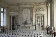 Château de la Grange - Deutsch: Château de la Grange in Yerres im Département Essonne (Île-de-France/Frankreich), Grande Galerie