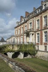 Château de la Grange - Deutsch: Château de la Grange in Yerres im Département Essonne (Île-de-France/Frankreich)