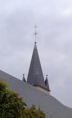 Eglise -  Antony Le coq