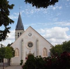 Eglise - Deutsch: katholische Pfarrkirche Saint-Saturnin in Antony