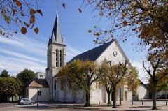 Eglise -  L'église d'Antony (92)