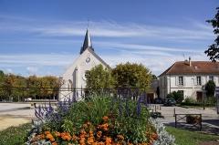 Eglise -  Eglise d'Antony (92)