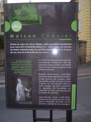 Maison de la Belle Levantine - English: Antony - Maison Saint-Jean