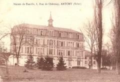 Maison de la Belle Levantine -  Antony: carte postale (la maison Chénier)