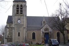 Eglise -  Photos prises à Châtenay-Malabry