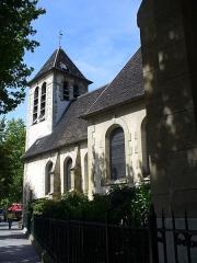 Eglise Saint-Médard -  Eglise Saint-Vincent de Paul à Clichy (Hauts-de Seine)