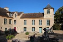 Maison d'Armande Béjart - Français:   Aile est du musée d\'art et d\'histoire de Meudon. XVIIe siècle.