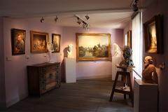 Maison d'Armande Béjart - Français:   Vue d\'une salle dédiée à l\'histoire de Meudon, 2016.
