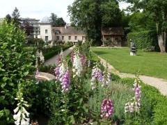 Maison d'Armande Béjart - Français:   Autre vue depuis les jardins