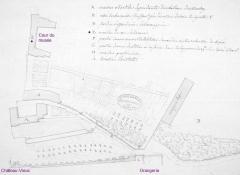 Maison d'Armande Béjart - Français:   Sous la lettre \