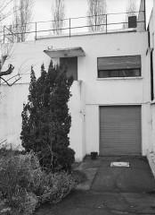 Villa Van Doesburg - Nederlands: Van Doesburghuis: voorgevel