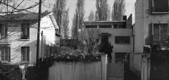 Villa Van Doesburg - Nederlands: Van Doesburghuis: voorgevel met entreepartij