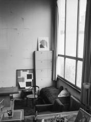 Villa Van Doesburg - Nederlands: Van Doesburghuis: interieur atelier