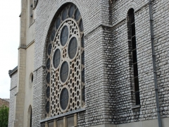 Cathédrale Sainte-Geneviève - Saint-Maurice - English: St.Genevieve and St.Maurice Roman catholic cathedral, in Nanterre, Hauts-de-Seine, France.