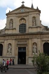 Eglise Saint-Pierre-Saint-Paul - English: St. Peter's and Saint Paul's church, in Rueil-Malmaison, Hauts-de-Seine, France.