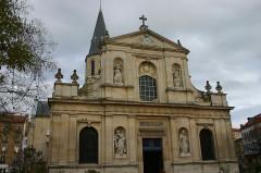 Eglise Saint-Pierre-Saint-Paul -  Eglise Saint Pierre Saint Paul - Rueil-Malmaison - façade