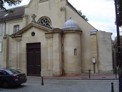 Eglise Saint-Romain -  Photos prises à Sèvres, commune des Hauts-de-Seine en France