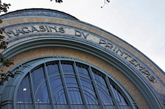 Entrepôts du Printemps -  Clichy